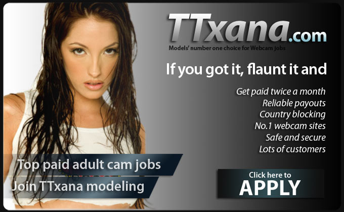 Adult Modeling Jobs